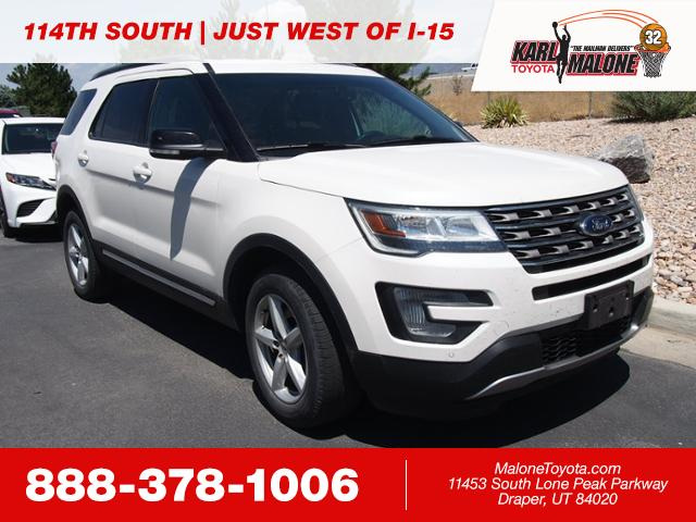 Pre Owned 2016 Ford Explorer