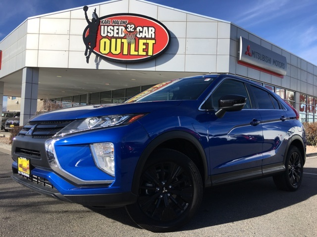 Pre-Owned 2018 Mitsubishi Eclipse Cross LE