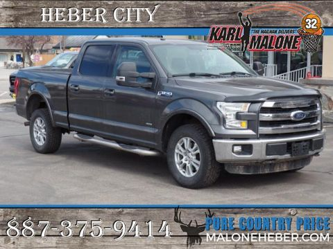 Pre-Owned 2013 Ford F-150 4D SuperCrew in Sandy #C6826 | Karl Malone