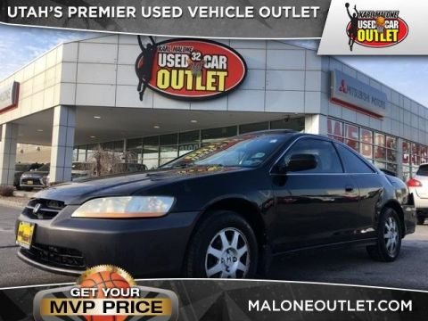 Pre-Owned 2002 Honda Accord SE