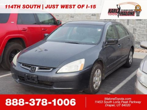 Pre-Owned 2005 Honda Accord