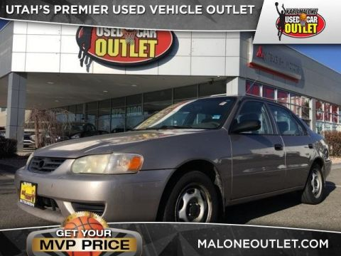 Pre-Owned 2001 Toyota Corolla