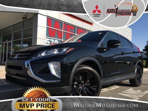 New 2018 Mitsubishi Eclipse Cross LE