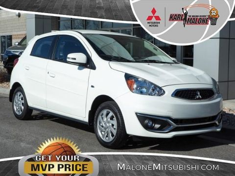 New 2019 Mitsubishi Mirage SE